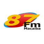 Rádio Macaiba FM 87.9 FM Brazil, Natal