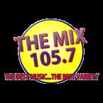 The Mix 105.7 105.7 FM USA, Dickinson