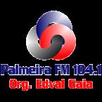 Rádio Palmeira FM 104.1 FM Brazil, Palmeira dos Índios