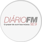 Rádio Diário FM 92.9 FM Brazil, Belém