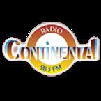 Rádio Continental FM 98.3 FM Brazil, Porto Alegre