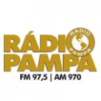 Rádio Pampa FM 97.5 FM Brazil, Porto Alegre