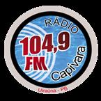 Rádio Capivara FM 104.9 FM Brazil, Uirauna