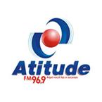 Rádio Atitude FM 96.9 FM Brazil, Fortaleza