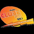 Rádio Clube FM 98.1 FM Brazil, Brasília