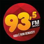 Rádio Uruaçu FM 103.7 FM Brazil, Goiânia