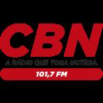 Rádio CBN (João Pessoa) 101.7 FM Brazil, João Pessoa
