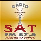 Radio Sat FM 87.5 FM Brazil, Suzano