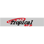 Rádio Tropical FM 87.9 FM Brazil, São Paulo