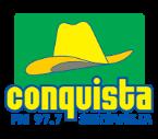 Rádio Conquista FM 97.7 FM Brazil, Ribeirão Preto