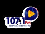 Rádio 107 FM 107.1 FM Brazil, Pindamonhangaba