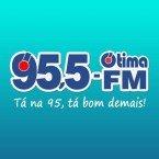 Rádio Ótima FM 95.5 FM Brazil, Pindamonhangaba