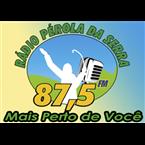 Rádio Pérola da Serra FM 87.5 FM Brazil, Ribeirao Pires