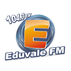 Eduvale FM 104.3 FM Brazil, São Paulo