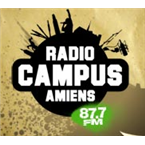 Radio Campus Amiens 97.7 FM France, Amiens