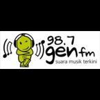 Gen FM 98.7 FM Indonesia, Jakarta