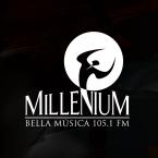 Milenio Bella Música 105.1 FM Mexico, Guadalajara