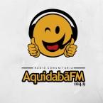 Rádio Aquidabã FM 104.9 FM Brazil, Aracaju