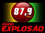 Rádio Explosão FM 87.9 FM Brazil, Campo Belo do Sul