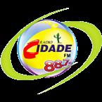 Rádio Cidade FM 88.7 FM Brazil, Tabira
