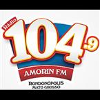 Rádio Amorim 104 FM 104.9 FM Brazil, Rondonópolis