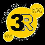 Rádio Três Rios FM 87.9 FM Brazil, Porto Alegre