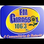 Radio FM Girassol 106.3 FM Brazil, Fortaleza