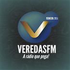 Rádio Veredas FM 93.5 FM Brazil, Paraúna