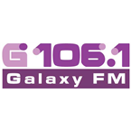 Galaxy 106.1 106.1 FM Greece, Patras