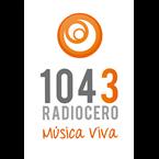 Radiocero 104.3 FM Uruguay, Montevideo