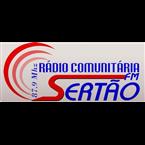 Rádio Comunitária Sertão FM 87.9 FM Brazil, Sertanopolis