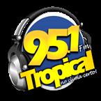 Rádio Tropical FM 95.1 FM Brazil, Recife