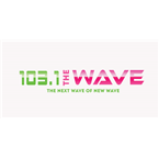 103.1 THE WAVE 103.1 FM United States of America, Provo