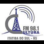Rádio Cultura de Itatiba 98.1 FM Brazil, Itatiba do Sul