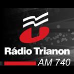 Rádio Trianon 740 AM Brazil, São Paulo