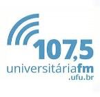 Universitária FM 107.5 FM Brazil, Uberlândia