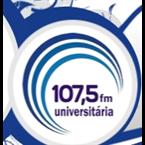 Rádio Universitária FM 107.5 FM Brazil, Uberlândia