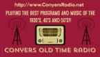 Conyers Old Time Radio 600  USA