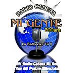 Radio Cadena Mi Gente 700 AM El Salvador, San Salvador