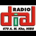 Radio Dial 670 AM Dominican Republic, Santo Domingo de los Colorados