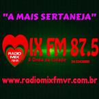 Rádio Mix FM VR 87.5 FM Brazil, Volta Redonda