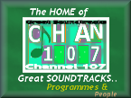 Channel 107 Soundtrack Radio United Kingdom