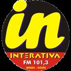 Rádio Interativa FM 101.3 FM Brazil, Ituiutaba