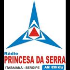 Rádio Princesa da Serra 830 AM Brazil, Aracaju
