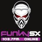 FUNKY SX 103.7 FM United Kingdom, Essex