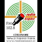 Radio Espoir 102.8 FM Ivory Coast, Abidjan