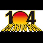Rádio 104 FM Novo Som 104.9 FM Brazil, Itaperuna