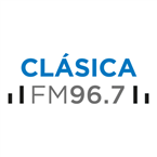 Nacional Clásica FM 96.7 FM Argentina, Buenos Aires
