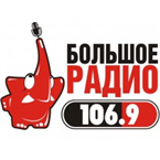 Big Radio 106.9 FM Russia, Murmansk