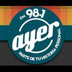 FM Ayer 98.1 FM Argentina, Mendoza
